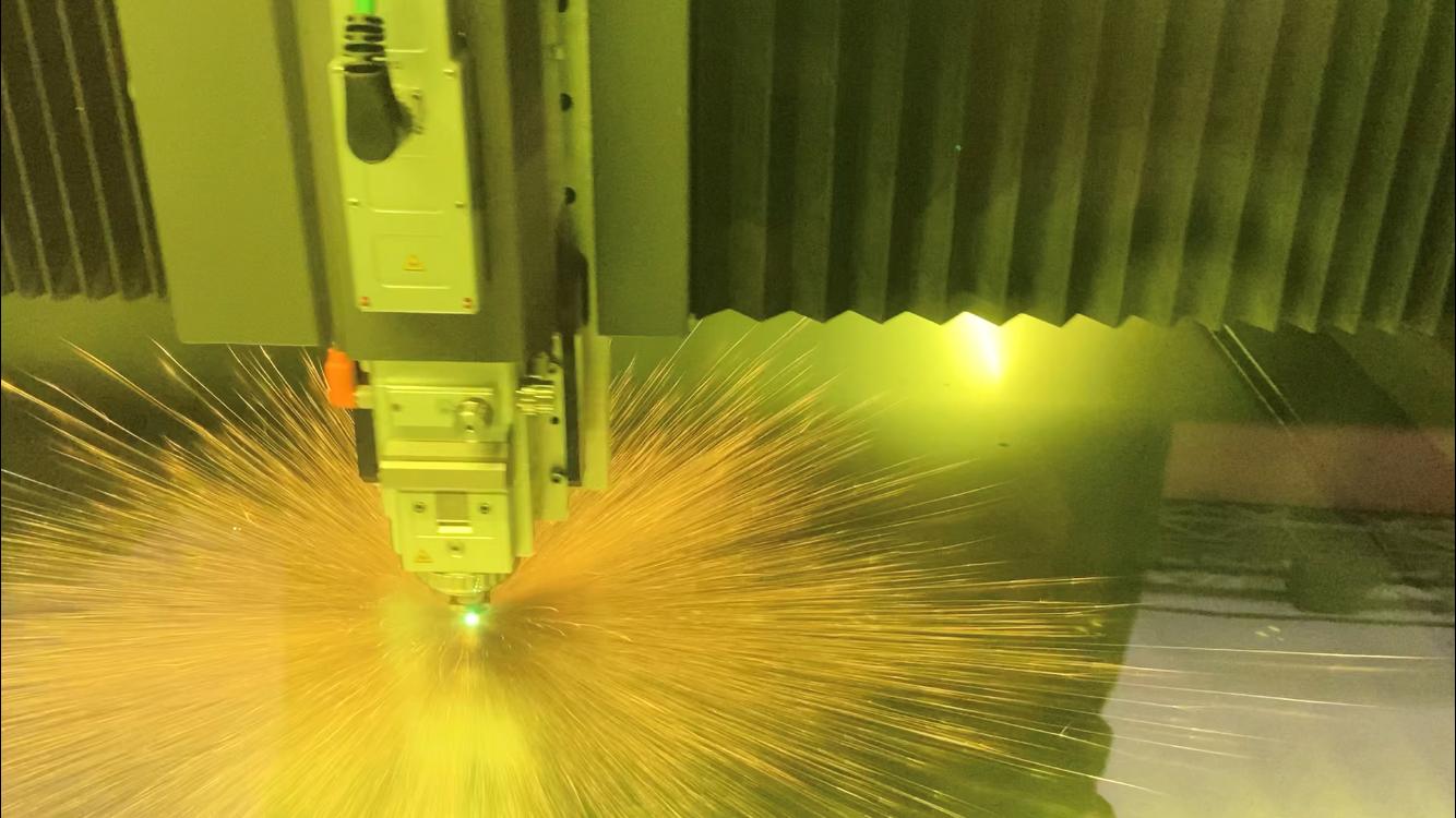 Laser skarning