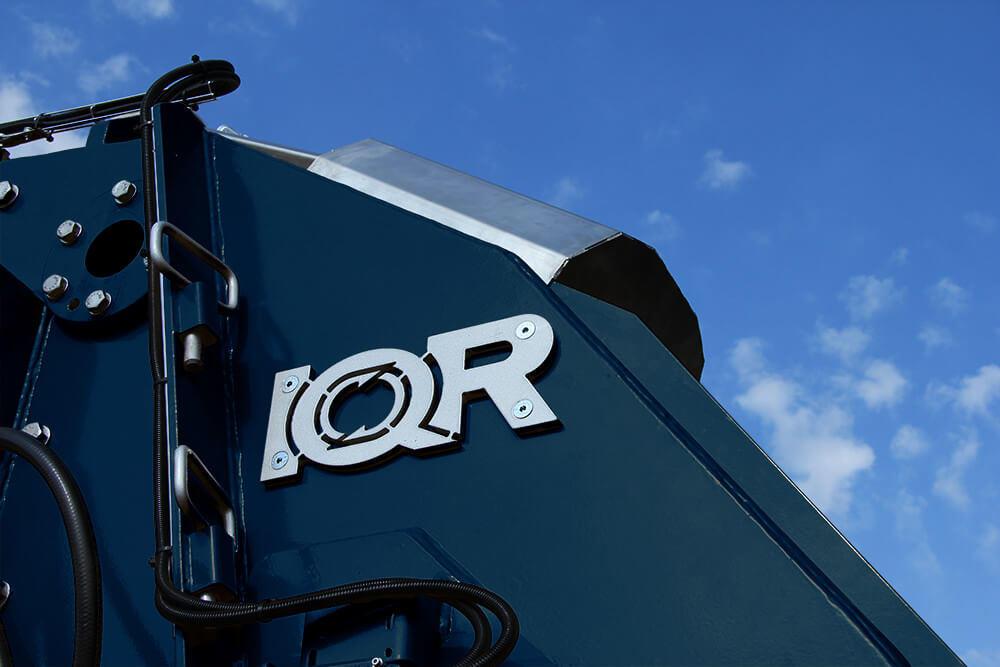 IQR close up