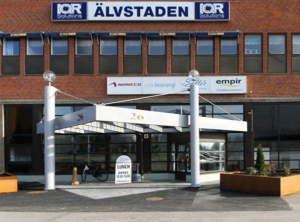 IQR Alvstaden Properties