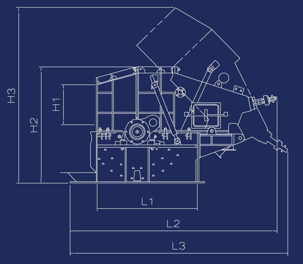 IQR Hammer mill print