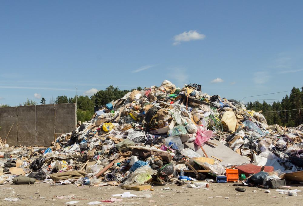 IQR avfallsmaterial