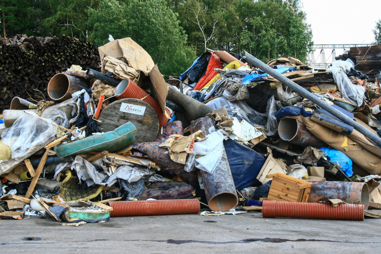 Avfallsmaterial
