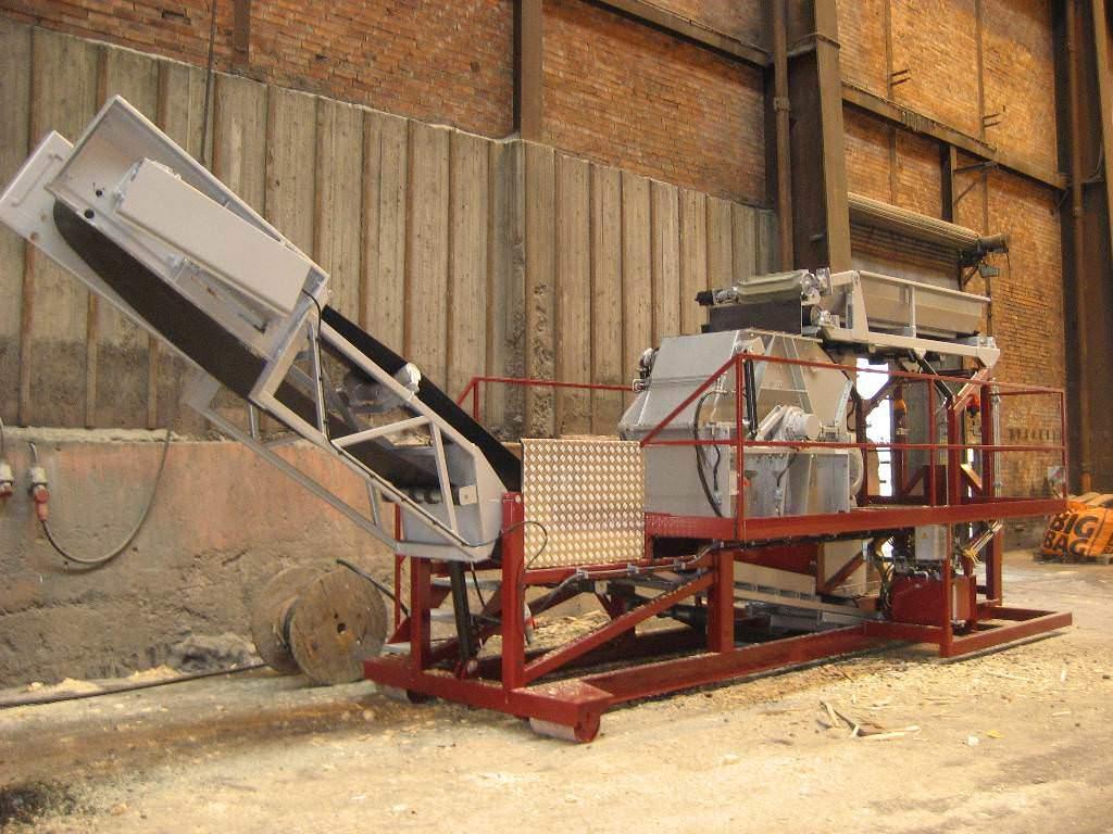 eldriven Flexhammer FH700 kross