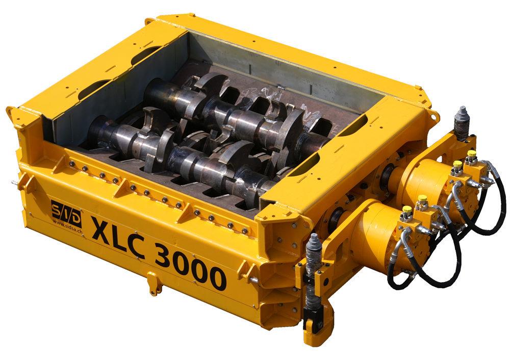 Grovkross IQR XLC3000