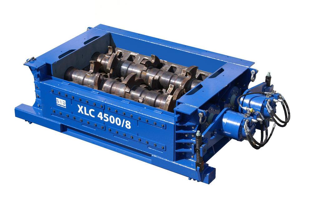 IQR Grovkross XLC 4500
