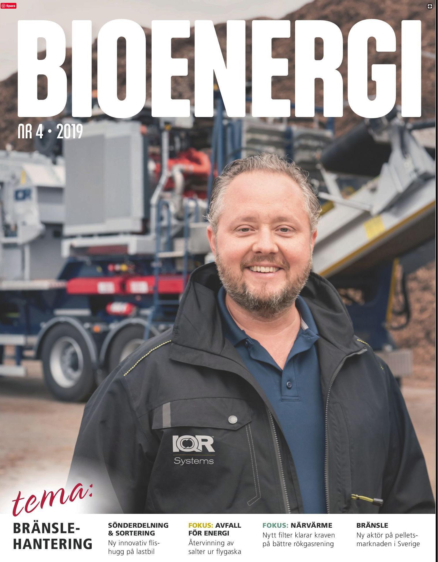 Bioenergitidningen Nr 4 IQR