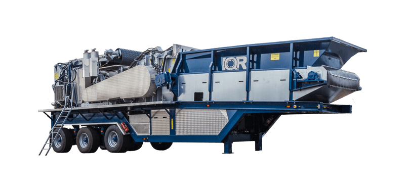 Mobile Crusher - FH1800 Mobile